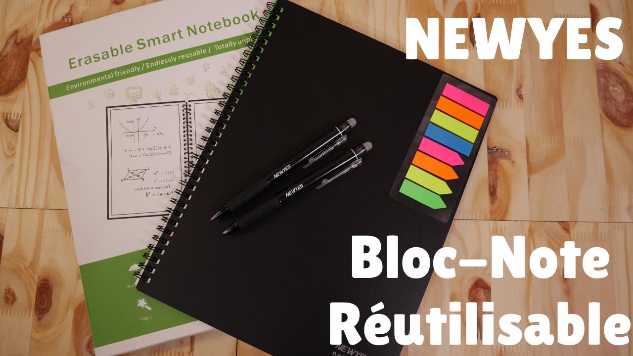 NEWYES_bloc_note_réutilisable